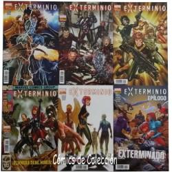EXTERMINIO COMPLETA+ EPÓLOGO: EXTERMINADO