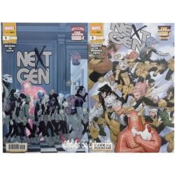 LA ERA DE HOMBRE-X: NEXTGEN COMPLETA