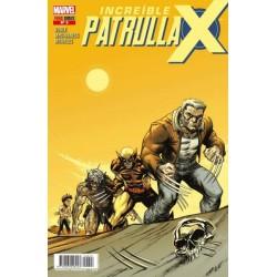 INCREÍBLE PATRULLA-X Núm 3