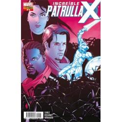 INCREÍBLE PATRULLA-X Núm 5