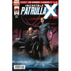 INCREÍBLE PATRULLA-X Núm 7