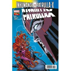 LA IMPOSIBLE PATRULLA- X Núm. 61