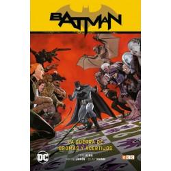BATMAN VOL 6: LA GUERRA DE BROMAS Y ACERTIJO