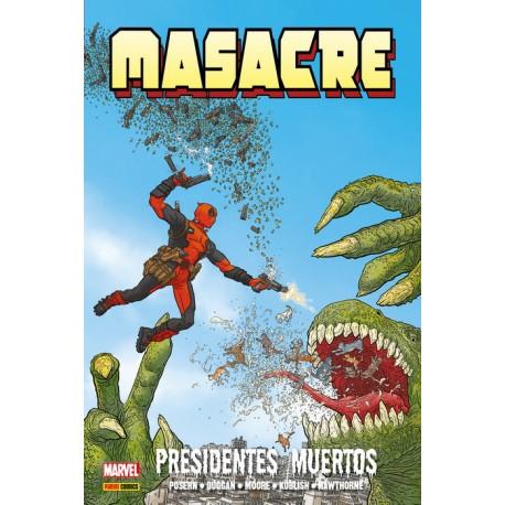 MASACRE DE GERRY DUGGAN Núm. 1: PRESIDENTES MUERTOS
