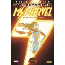 MS. MARVEL Núm. 3: LOS ÚLTIMOS DÍAS DE MS. MARVEL