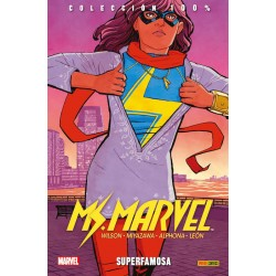 MS. MARVEL Núm. 4: SUPERFAMOSA