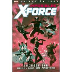 IMPOSIBLES X-FORCE Núm. 5: EJECUCIÓN FINAL