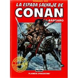 LA ESPADA SALVAJE DE CONAN. EDICIÓN COLECCIONISTA. Núm 42