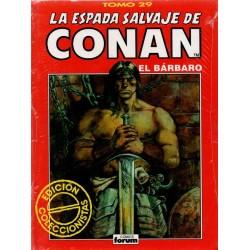 LA ESPADA SALVAJE DE CONAN. EDICIÓN COLECCIONISTA. Núm 29