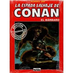 LA ESPADA SALVAJE DE CONAN. EDICIÓN COLECCIONISTA. Núm 30
