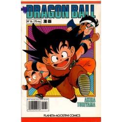 DRAGON BALL Núm 16