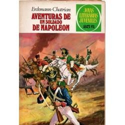 JOYAS LITERARIAS JUVENILES. Núm 15. AVENTURAS DE UN SOLDADO DE NAPOLEÓN