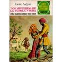 JOYAS LITERARIAS JUVENILES. Núm 149, LOS MISTERIOS DE LA JUNGLA NEGRA