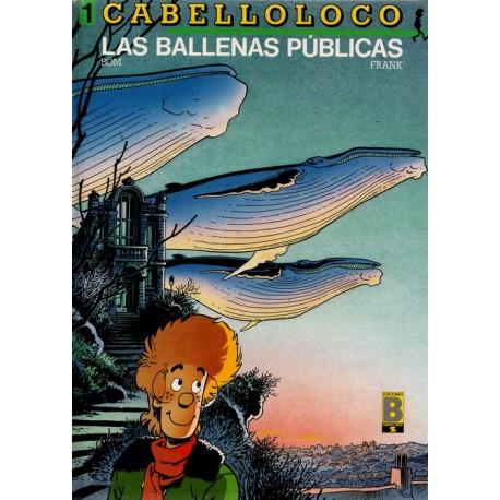 CABELLOLOCO Núm. 1: LAS BALLENAS PÚBLICAS