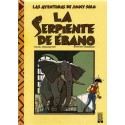 LAS AVENTURAS DE JIMMY SOLO: LA SERPIENTE DE ÉBANO