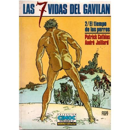 LAS 7 VIDAS DEL GAVILÁN Núm. 2