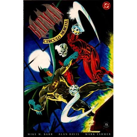 BATMAN: CÍRCULO MORTAL