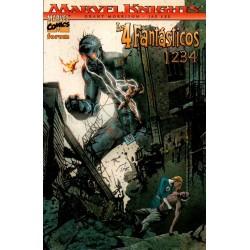 MARVEL KNIGHTS: LOS 4 FANTÁSTICOS 1234