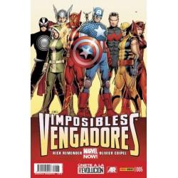 IMPOSIBLES VENGADORES Núm 5