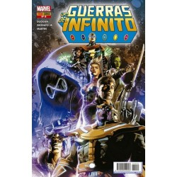 GUERRAS DEL INIFITO Núm. 0
