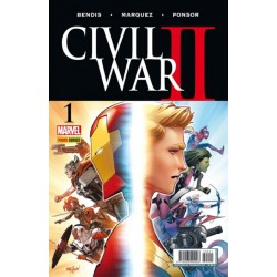 CIVIL WAR II Núm. 1