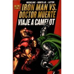 IRON MAN VS. DOCTOR MUERTE: VIAJE A CAMELOT