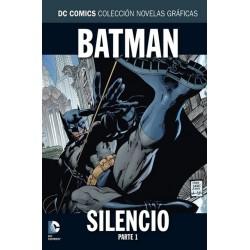 DC COMICS COLECCIÓN NOVELAS GRÁFICAS Núm. 1: BATMAN. SILENCIO. PARTE 1