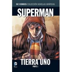 DC COMICS COLECCIÓN NOVELAS GRÁFICAS Núm. 3: SUPERMAN. TIERRA UNO. PARTE 1