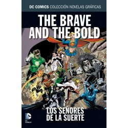 DC COMICS COLECCIÓN NOVELAS GRÁFICAS Núm. 16: THE BRAVE AND THE BOLD. LOS SEÑORES DE LA SUERTE