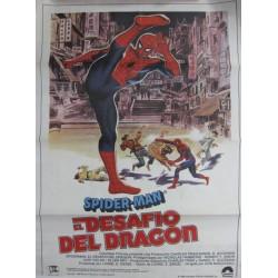 SPIDERMAN EL DESAFÍO DEL DRAGÓN