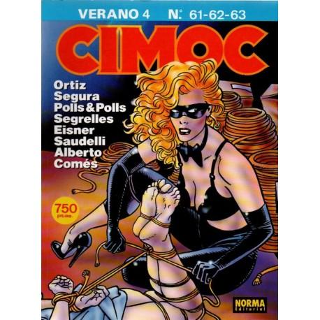 CIMOC VERANO Núm. 4