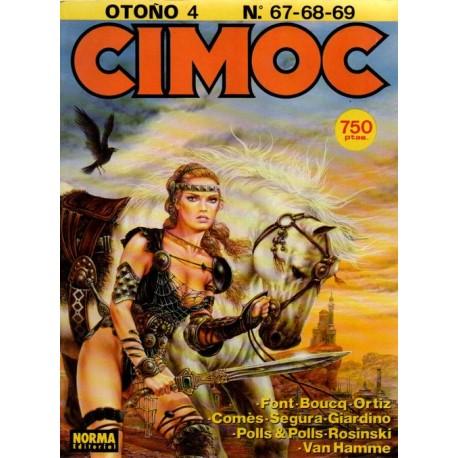 CIMOC OTOÑO Núm. 4