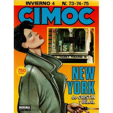 CIMOC INVIERNO Núm. 4