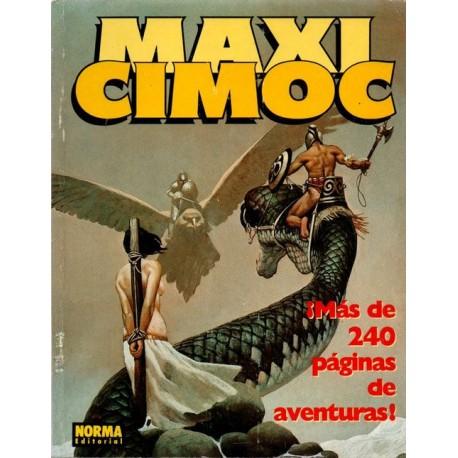 MAXI CIMOC Núm 1
