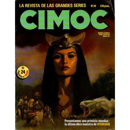 CIMOC Núm 39