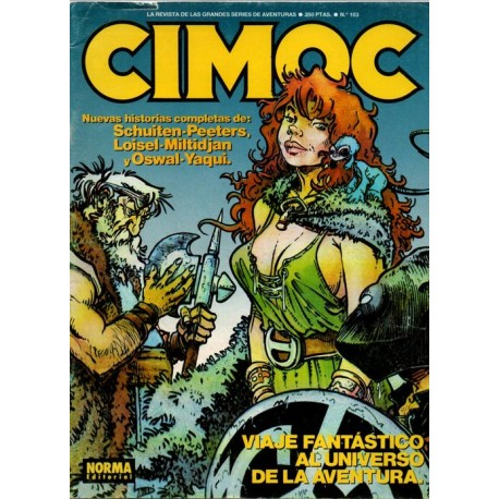 CIMOC Núm 103