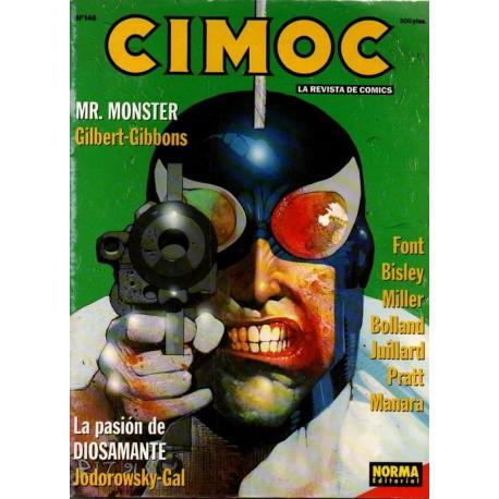 CIMOC Núm 145