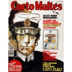 CORTO MALTÉS Núm. 1 CATO ZULÚ