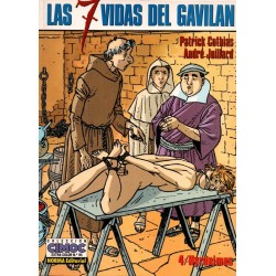 LAS 7 VIDAS DEL GAVILÁN Núm. 4