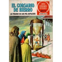 """EL CORSARIO DE HIERRO Núm. 9 """"LA PAGODA DE LOS MIL SUPLICIOS"""""""