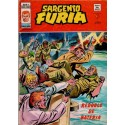 SARGENTO FURIA VOL 2 Núm. 31:  REDOBLE DE BATERÍA