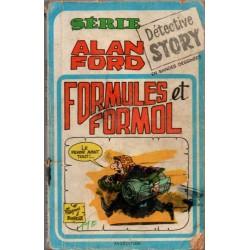 ALAN FORD SERIE Núm. 8: FORMULES ET FORMOL