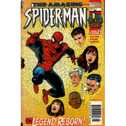 THE AMAZING SPIDERMAN VOL 2 Núm. 1