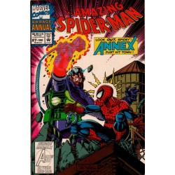 THE AMAZING SPIDERMAN ANNUAL Núm 27