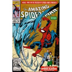 THE AMAZING SPIDERMAN Núm 368