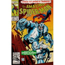 THE AMAZING SPIDERMAN Núm 371