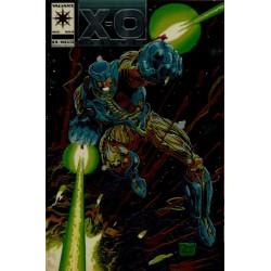 X-O MANOVAR Núm. 0 VARIANTE