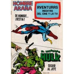 AVENTURAS INÉDITAS DEL CINE Y LA TV Núm 11