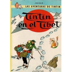 """LAS AVENTURAS DE TINTIN """"TINTÍN EN EL TÍBET"""""""