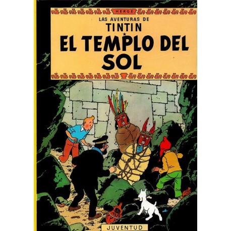 TINTIN: EL TEMPLO DEL SOL